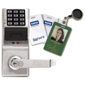 Alarm Lock Trilogy Access Control