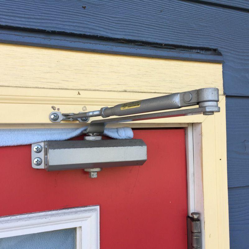 Door Closer Installation : Why your commercial property needs a door closer