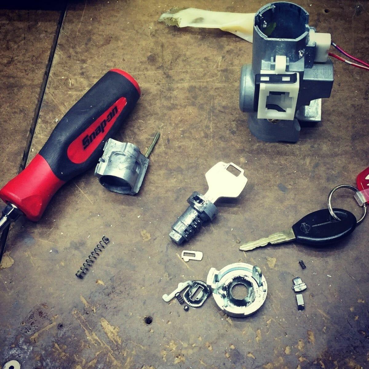 Subaru Outback ignition repair