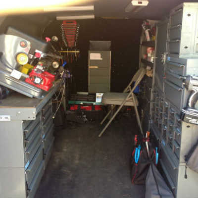 Mobile Auto Locksmith Shop