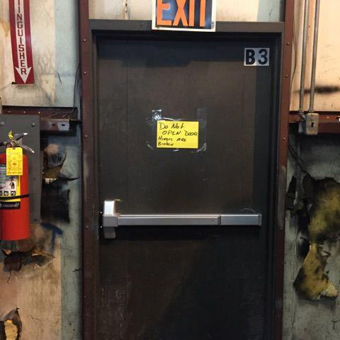 Fire-rated doors in Oregon and how they affect Small Business