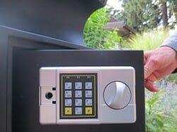 Unlocking Safes