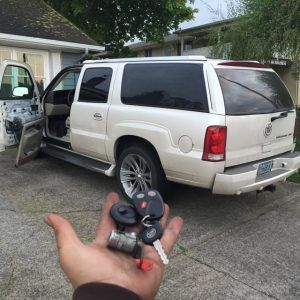 Calling Our Portland Auto Locksmiths To Replace Car Keys When Lost