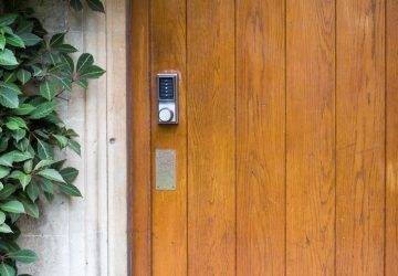 Residential Property Keyless Entry
