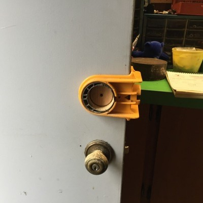 Adding Deadbolts For Extra Security