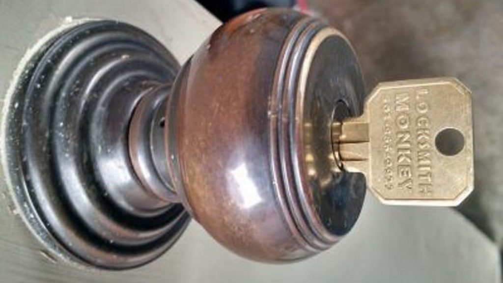 Door knobs and locks
