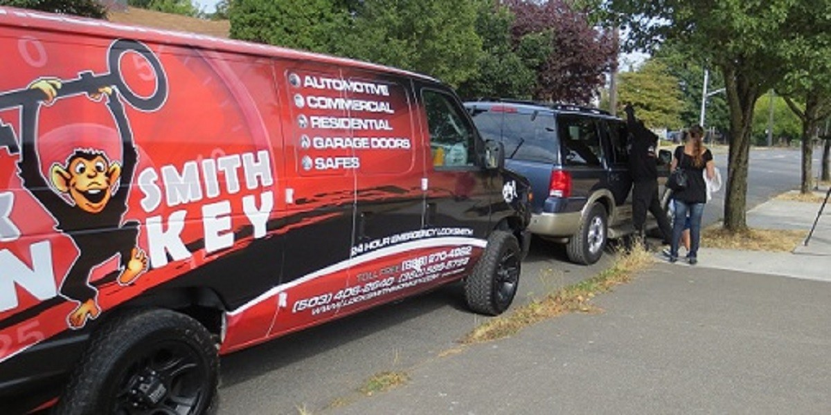 How Locksmith Monkey is offering the best services with a Mobile Van