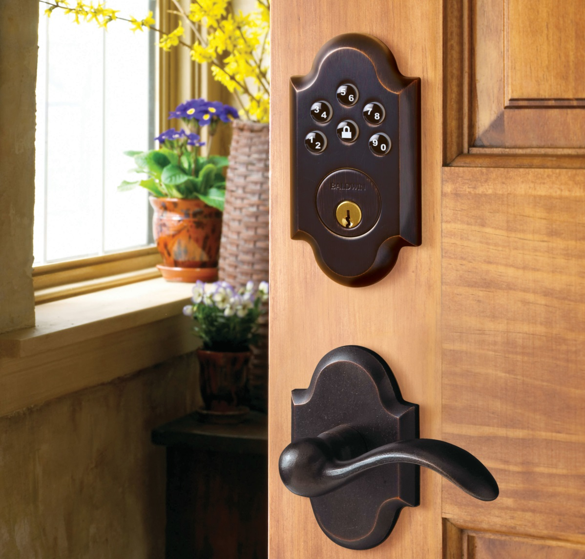 The Pros and Cons of Electronic Door Locks