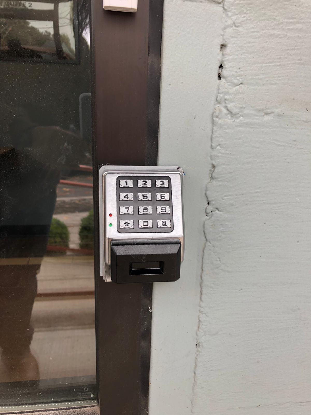 Access Control Devices for your Commercial Property, Business and Home