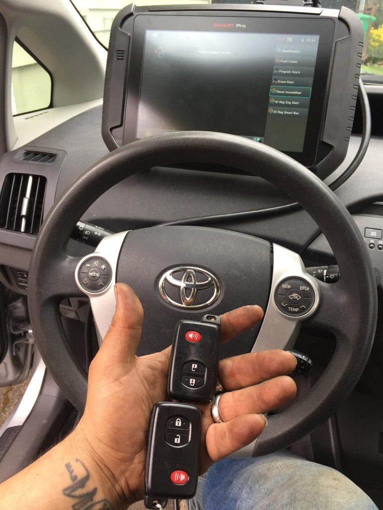 EEPROM-method-car-key-Programming