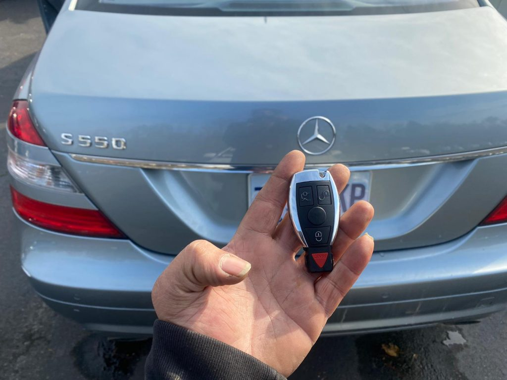 European Car Key Replacement