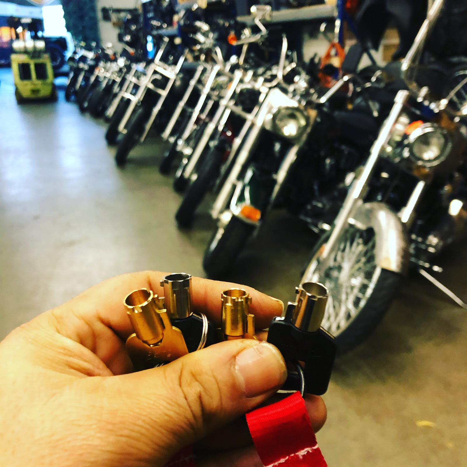 Summer is coming, get your bike keys made with Locksmith Monkey