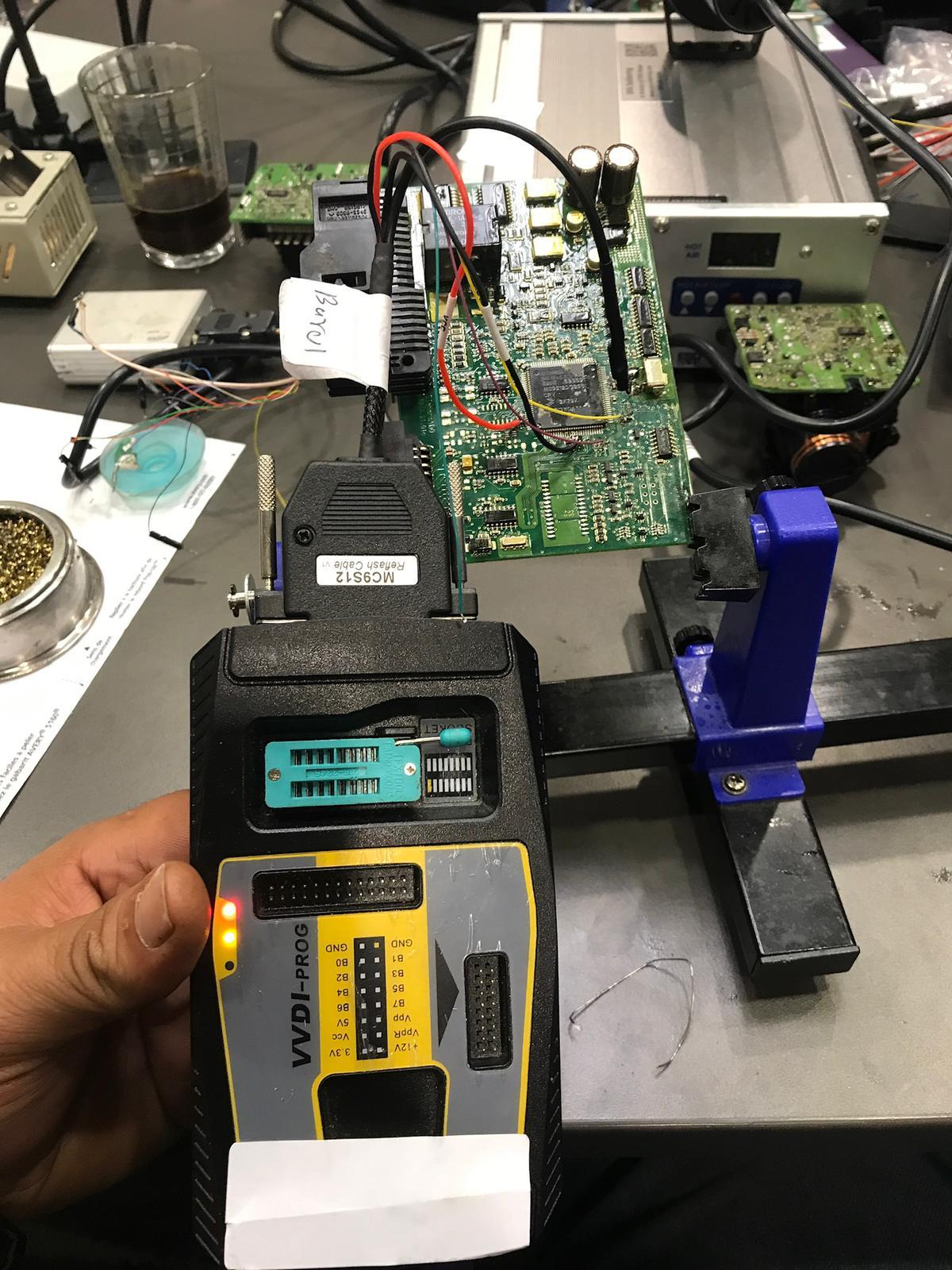 The EEPROM method- An alternative form of Key Making