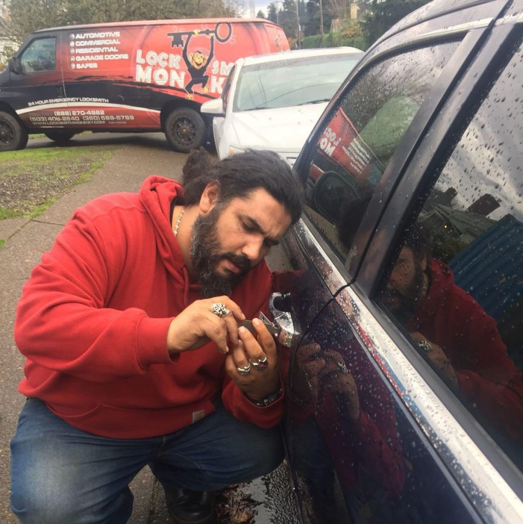 Finding an Auto locksmith near me in Portland
